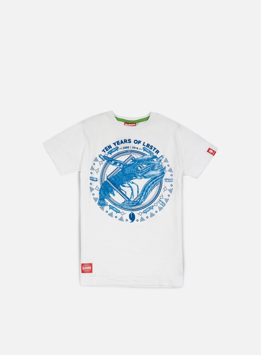 Lobster - Anniversary T-shirt, White