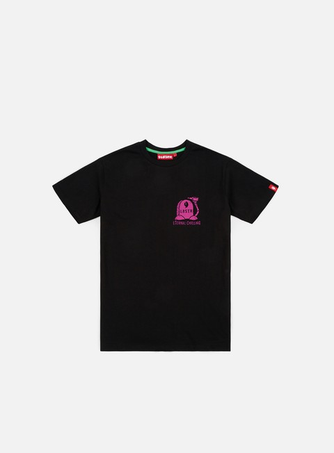 Short sleeve T-shirts Lobster Chilling T-shirt