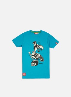 Lobster - Deno T-shirt, Acqua 1