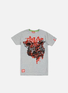 Lobster - Koji T-shirt, Athletic Grey 1