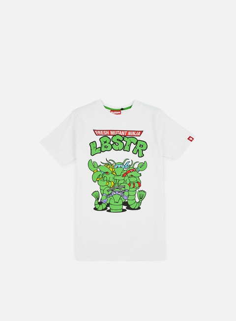 Outlet e Saldi T-shirt a Manica Corta Lobster Ninja T-shirt