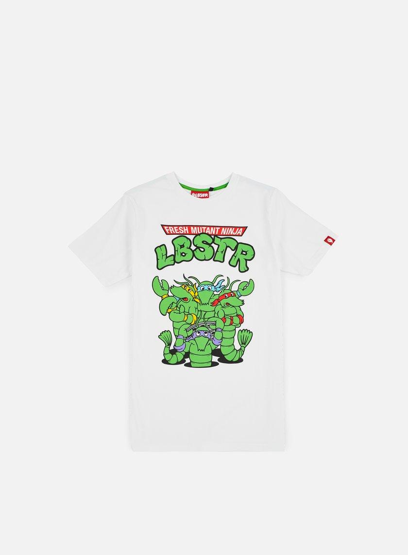 Lobster - Ninja T-shirt, White