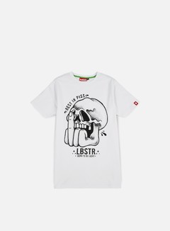 Lobster - Piss T-shirt, White 1