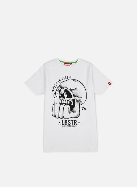 Short sleeve T-shirts Lobster Piss T-shirt