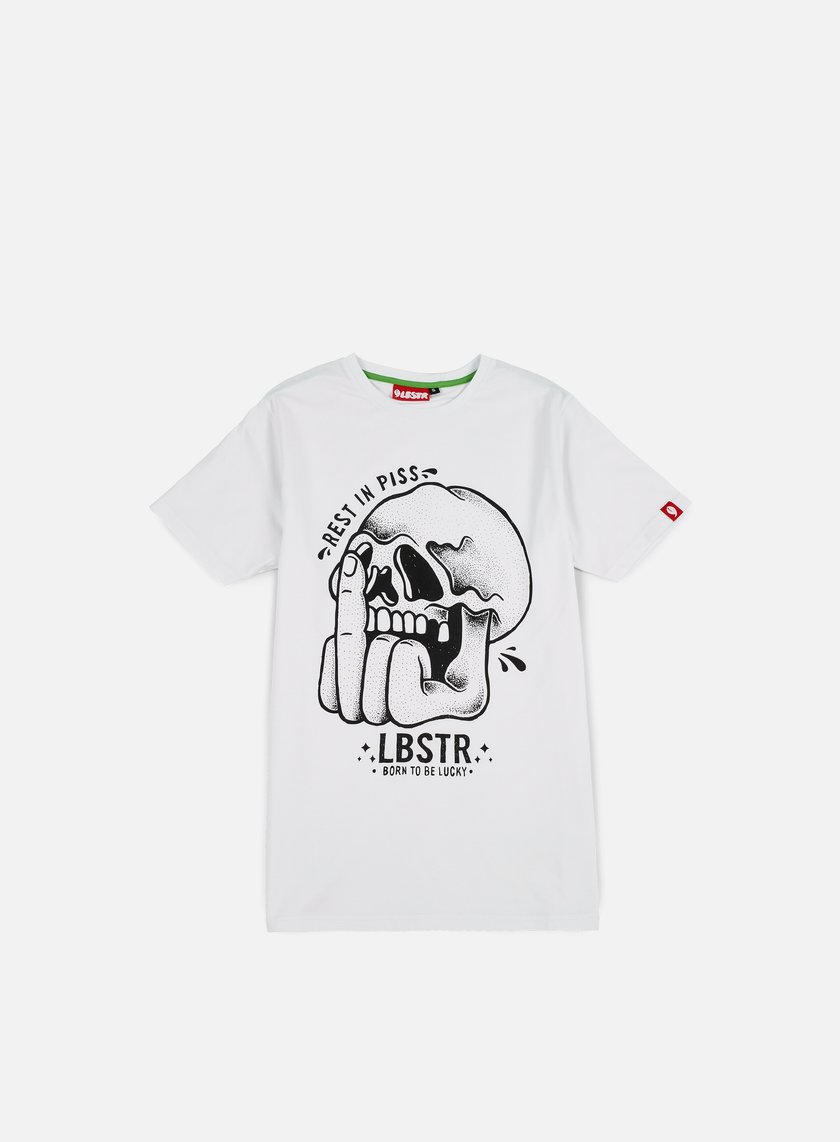 Lobster - Piss T-shirt, White