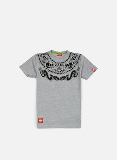 Lobster - Sabe T-shirt, Athletic Grey 1