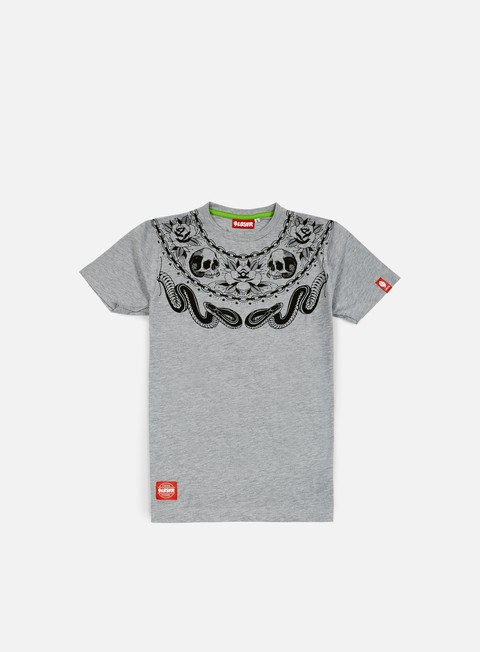 t shirt lobster sabe t shirt athletic grey