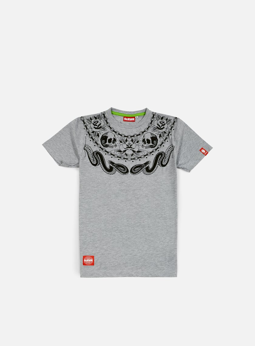 Lobster - Sabe T-shirt, Athletic Grey