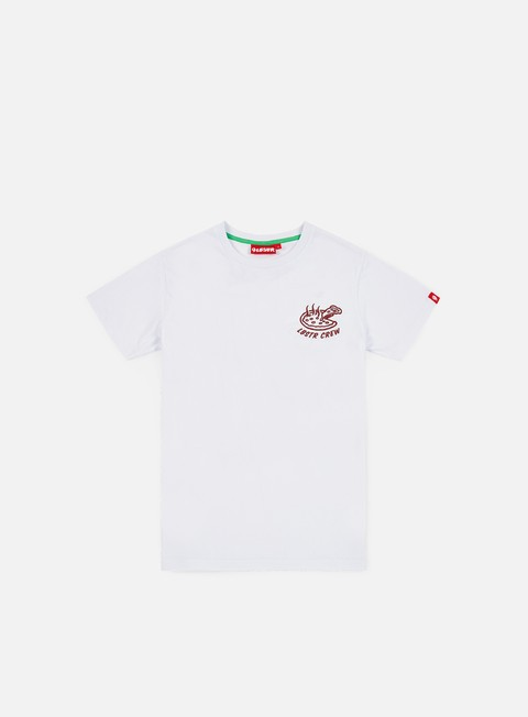 Sale Outlet Short Sleeve T-shirts Lobster Skate Pizza T-shirt