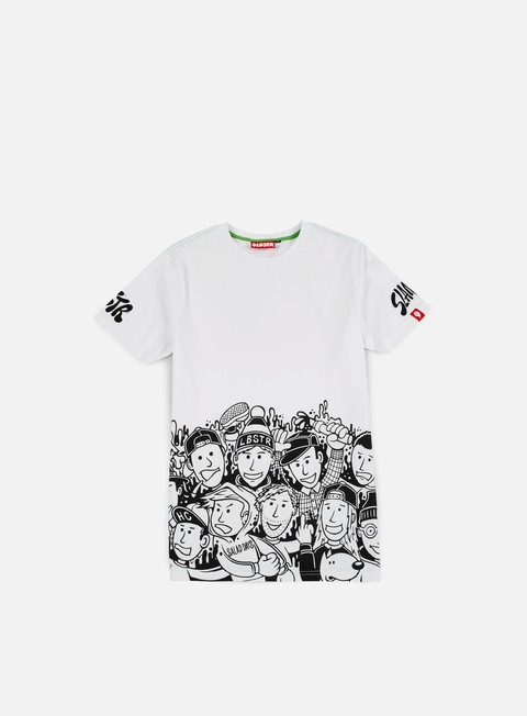 Short sleeve T-shirts Lobster Slander T-shirt