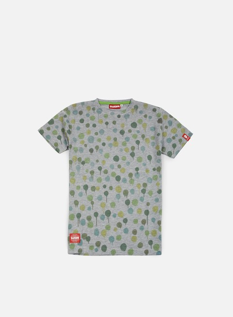 t shirt lobster spray t shirt grey