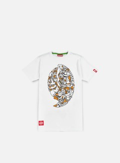 Lobster - Toby 2 T-shirt, White 1