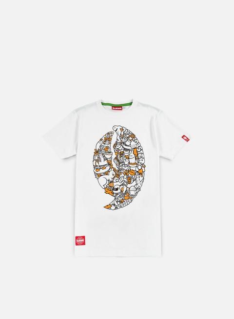 Outlet e Saldi T-shirt a Manica Corta Lobster Toby 2 T-shirt