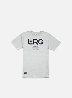 LRG - Earth Down T-shirt, Ash Heather 1