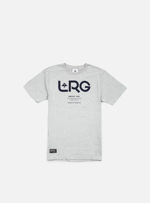 T-shirt a Manica Corta LRG Earth Down T-shirt