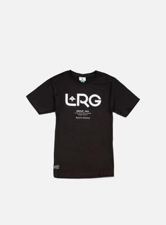 LRG - Earth Down T-shirt, Black 1