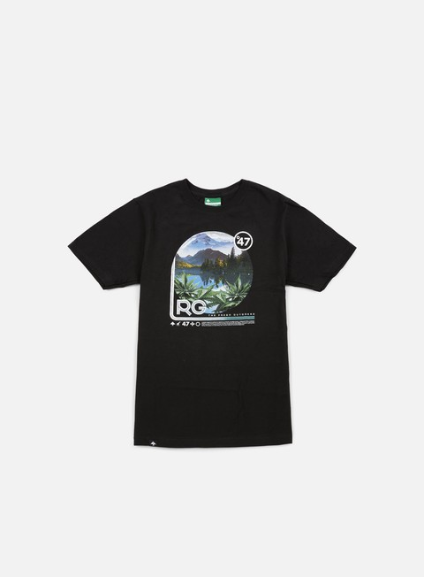 T-shirt a Manica Corta LRG Fresh Outdoors T-shirt