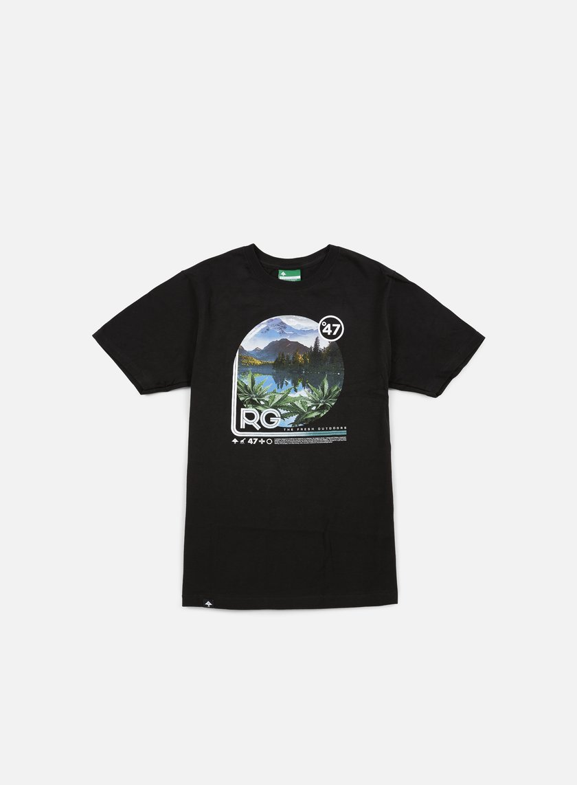 LRG - Fresh Outdoors T-shirt, Black