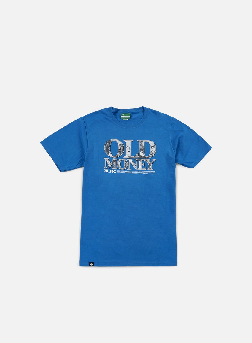 LRG - Old Money T-shirt, Blue