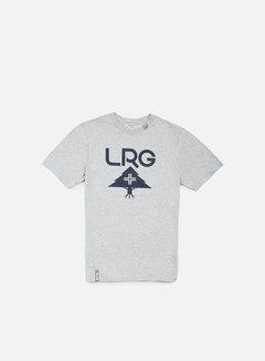 LRG - RC Lockup T-shirt, Ash Heather 1