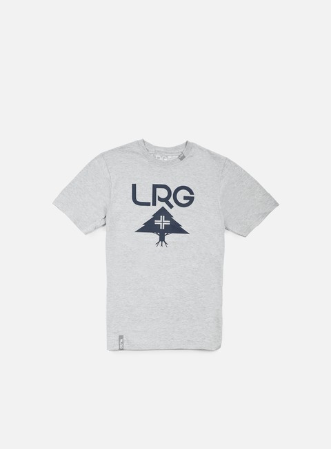 t shirt lrg rc lockup t shirt ash heather