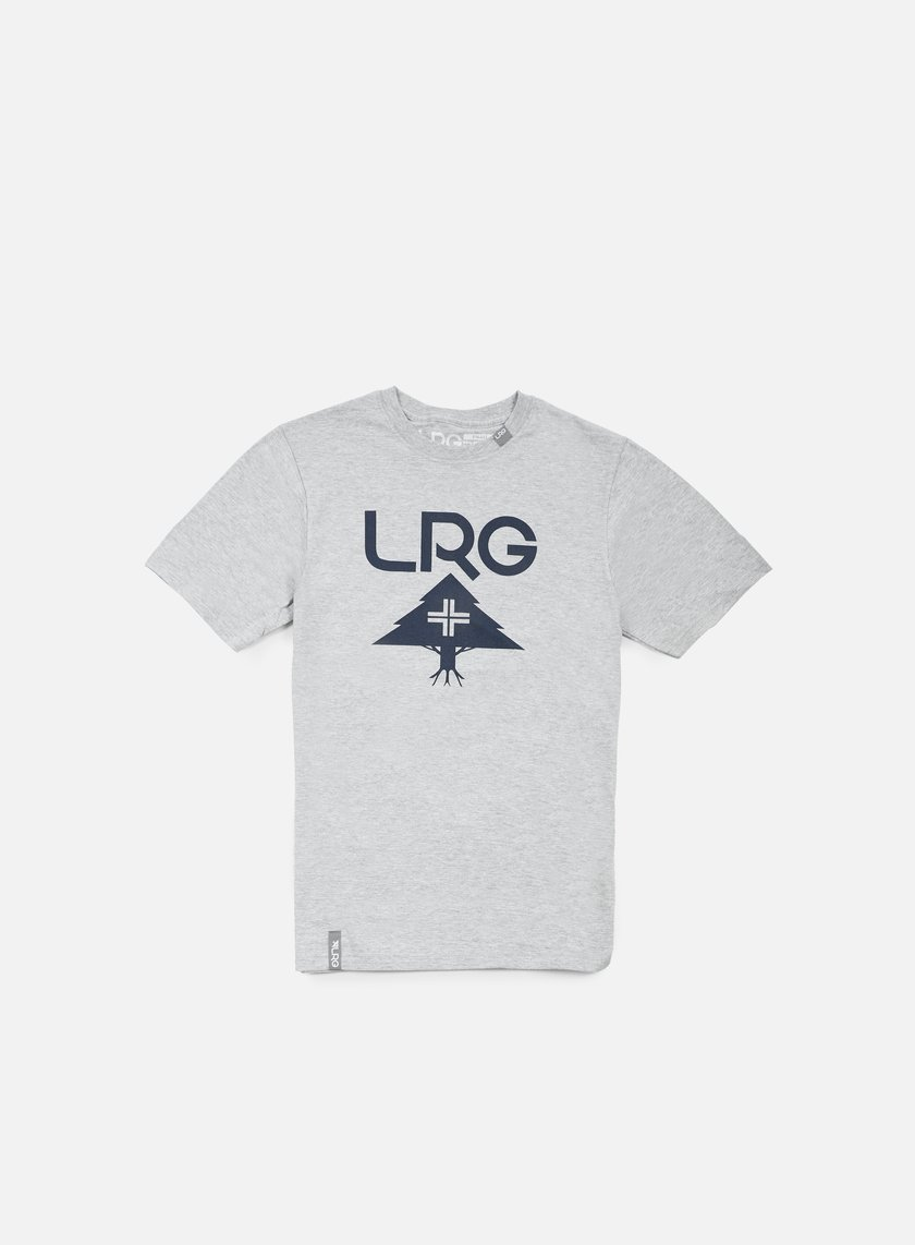 LRG - RC Lockup T-shirt, Ash Heather