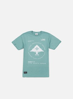 LRG - RC Pinnacle T-shirt, Teal Green 1