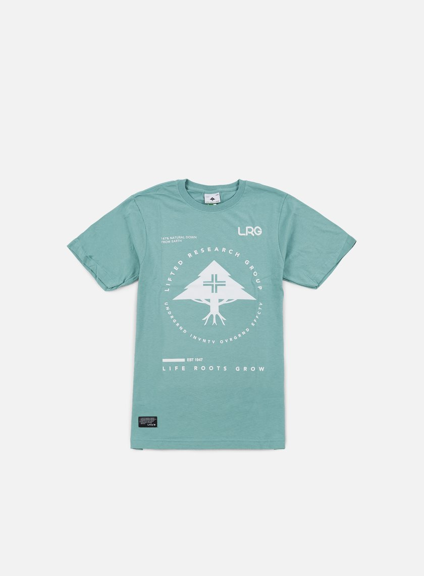 LRG - RC Pinnacle T-shirt, Teal Green