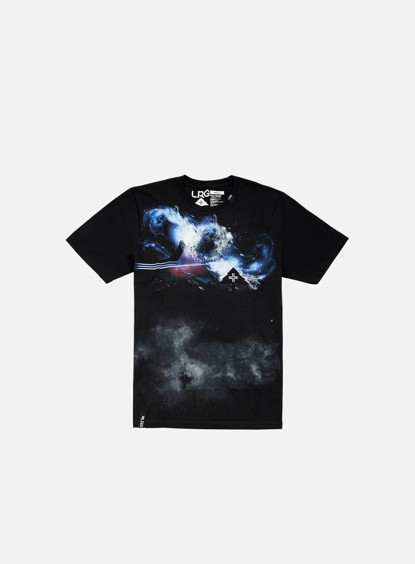 LRG - Strange Encounters T-shirt, Black