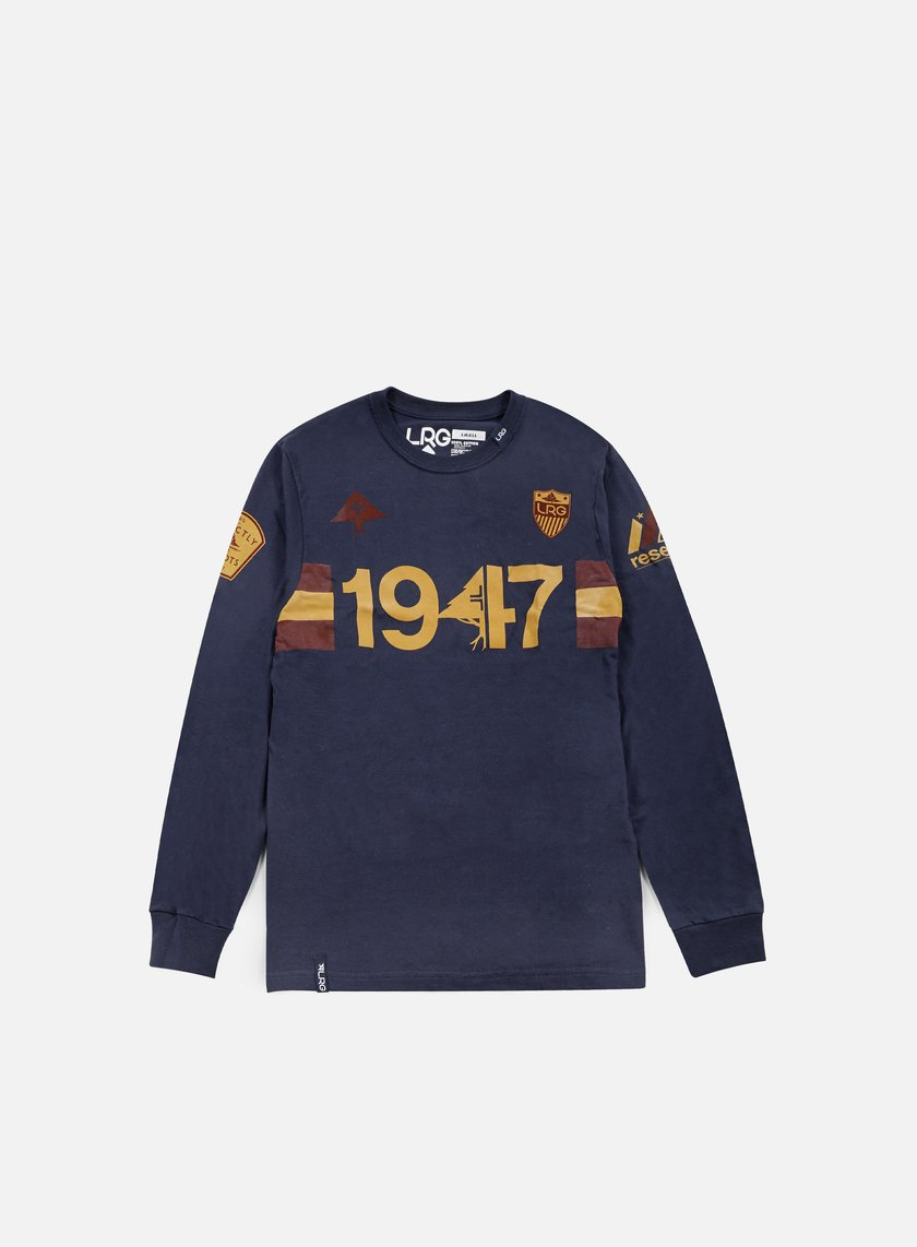 LRG - Stricly Business LS T-shirt, Navy