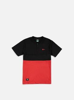LRG Systematic Henley T-shirt