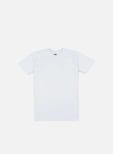 Outlet e Saldi T-shirt a Manica Corta Magenta Classic T-shirt