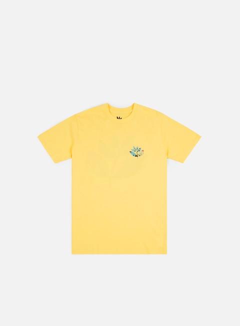 t shirt magenta miro t shirt yellow