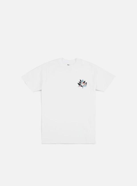 T-shirt a Manica Corta Magenta Parrot T-shirt