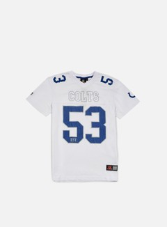 Majestic - Abris Mesh Jersey Indianapolis Colts, White 1