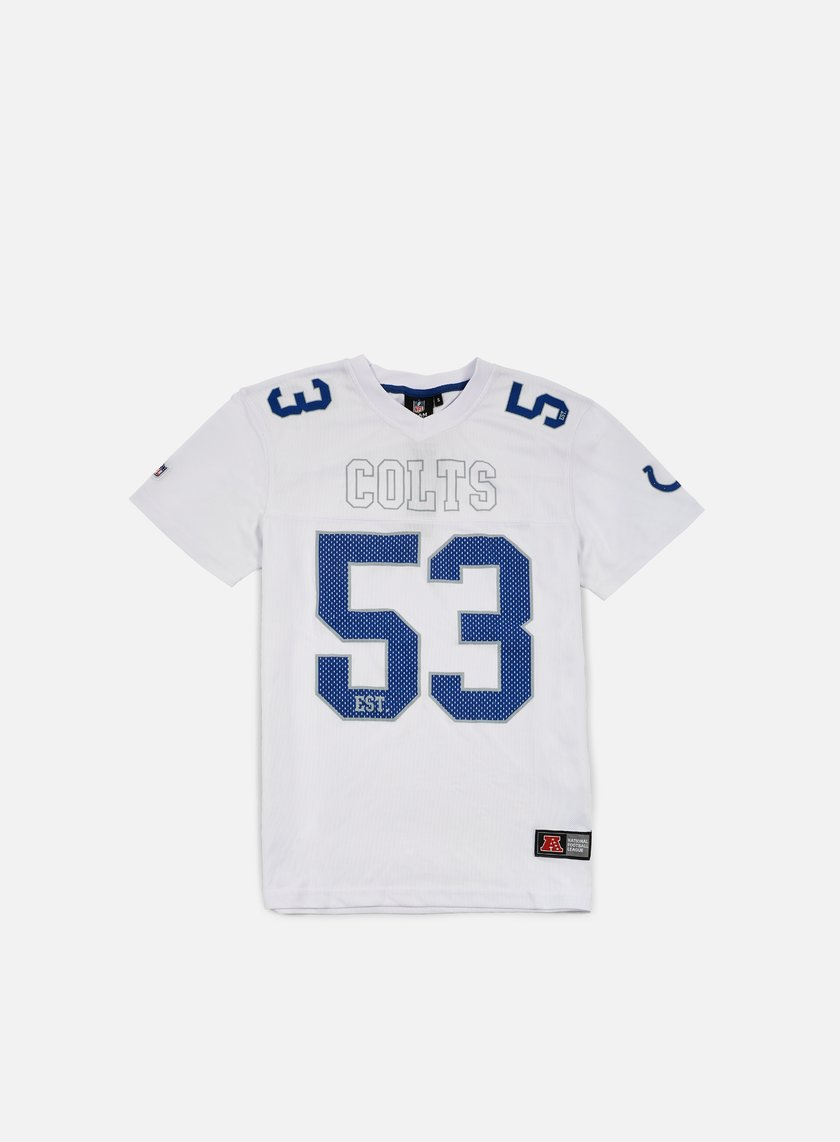 Majestic - Abris Mesh Jersey Indianapolis Colts, White