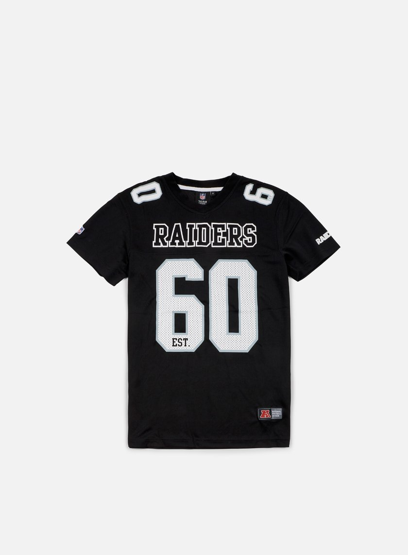 Majestic - Abris Mesh Jersey Oakland Raiders, Black