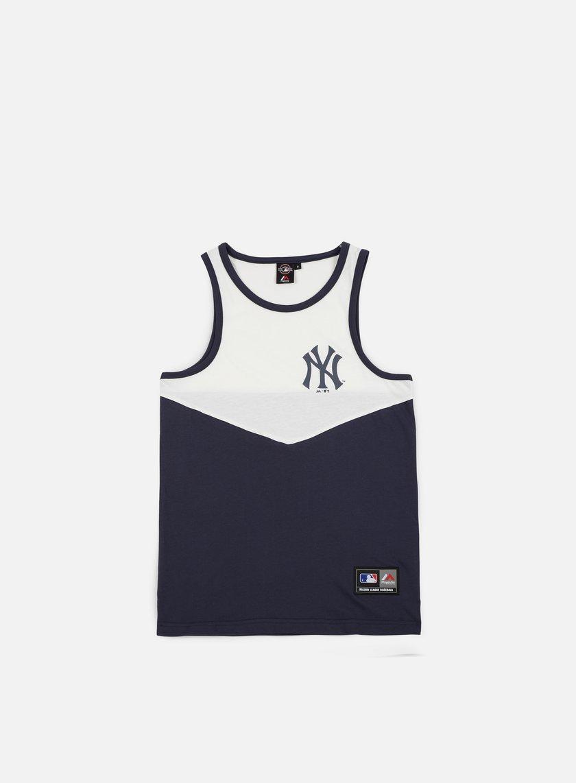 Majestic Edger Chevron Vest NY Yankees