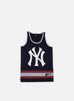 Majestic - Eldridge Jersey Vest NY Yankees, Navy 1