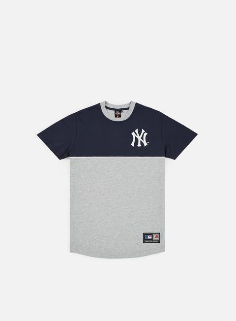 Outlet e Saldi T-shirt a manica corta Majestic Hawser Panel Raglan T-shirt  NY Yankess