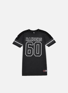 Majestic Incent NFL Coach T-shirt Oakland Raiders