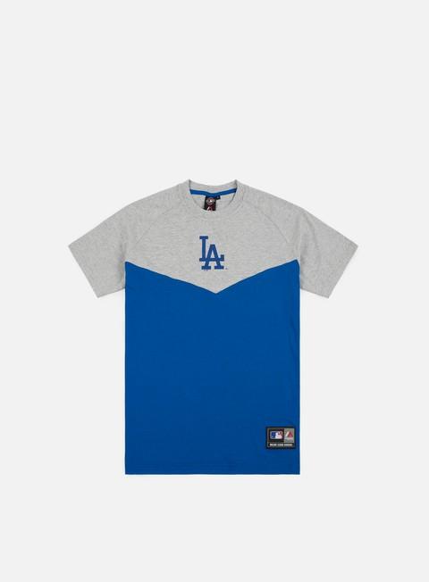 Outlet e Saldi T-shirt a manica corta Majestic Klass Long Line T-shirt LA Dodgers