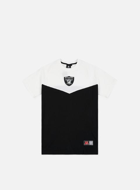 Outlet e Saldi T-shirt a manica corta Majestic Klass Long Line T-shirt Oakland Raiders