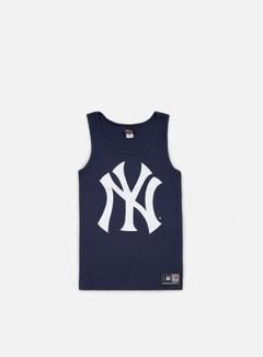 Majestic - Limner Jersey Vest NY Yankees, Navy 1