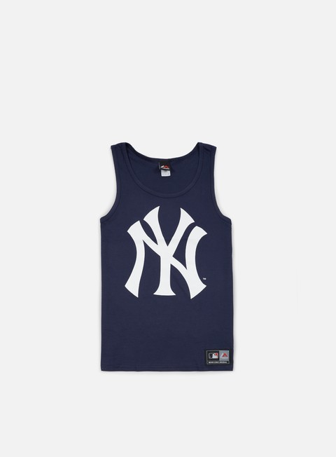 Tank Top Majestic Limner Jersey Vest NY Yankees