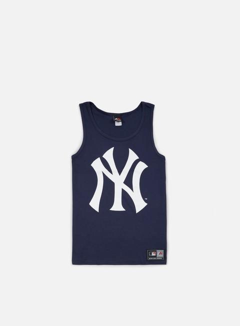 Tank top Majestic Limner Jersey Vest NY Yankees
