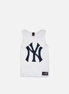 Majestic - Limner Jersey Vest NY Yankees, White 1