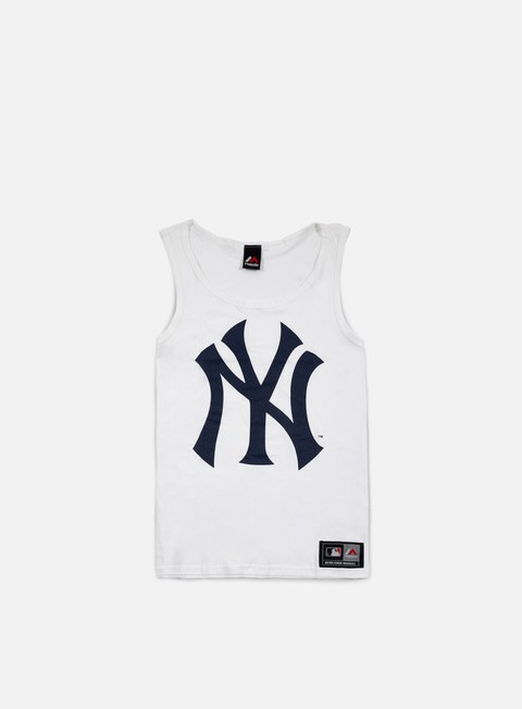 t shirt majestic limner jersey vest ny yankees white