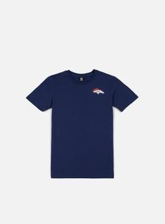 Majestic NFL Helmet Logo T-shirt Denver Broncos
