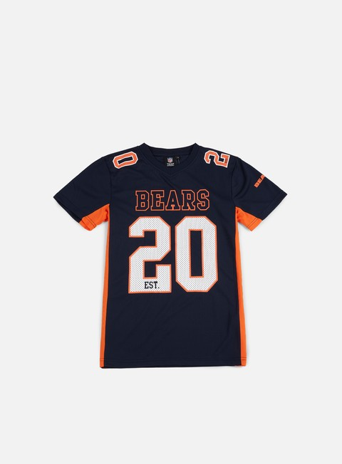 T-shirt a Manica Corta Majestic Poly Players T-shirt Chicago Bears